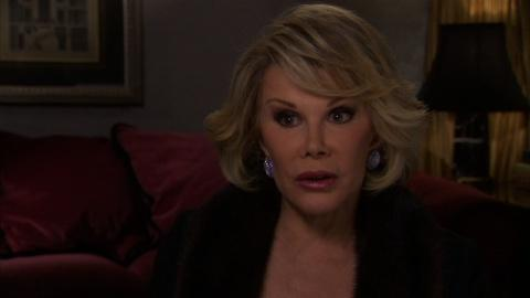 Joan Rivers on her Contemporaries