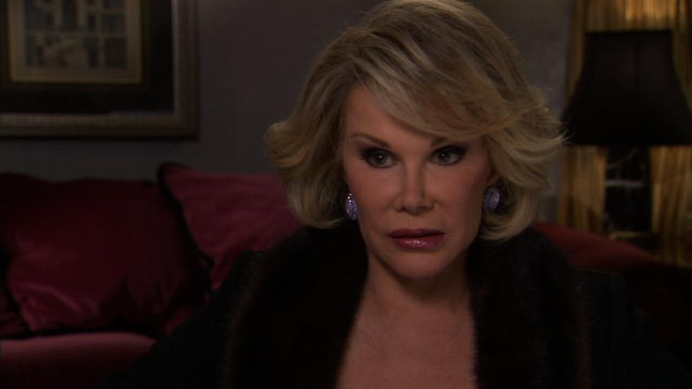 Joan Rivers' Early Inspiration image