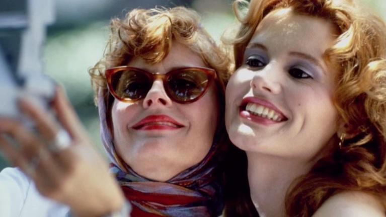 Makers: Women Who Make America: MAKERS Women in Hollywood Thelma and Louise