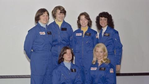 Makers: Women Who Make America -- MAKERS Women in Space: Women are here to stay