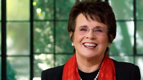 Makers: Women Who Make America -- S1: Billie Jean King