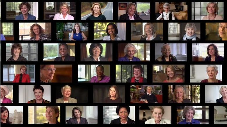 Not Done: Women Remaking America Image