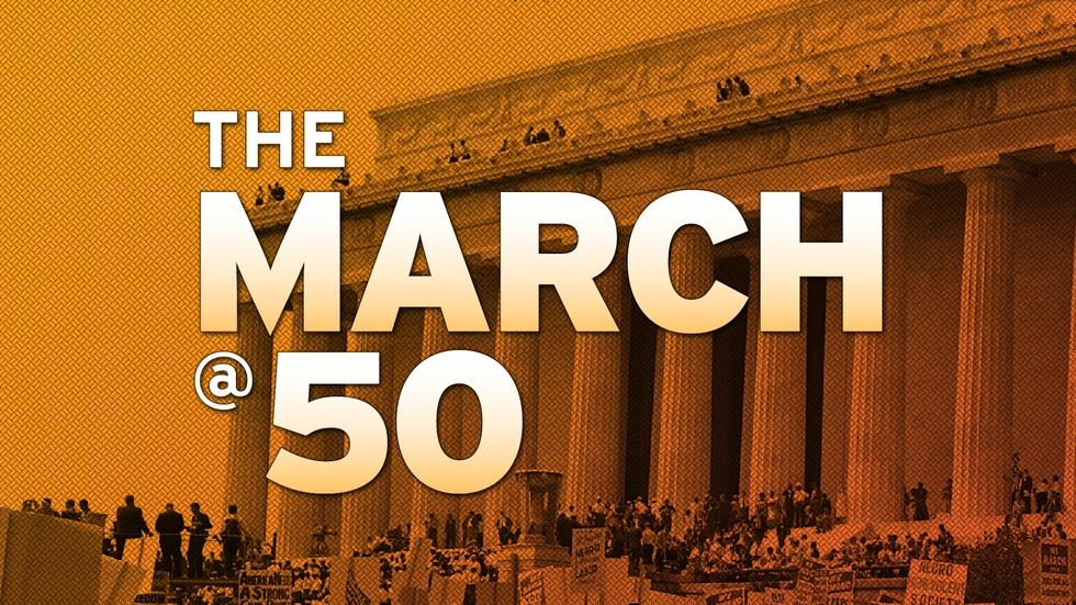 The March @50 - PREVIEW image