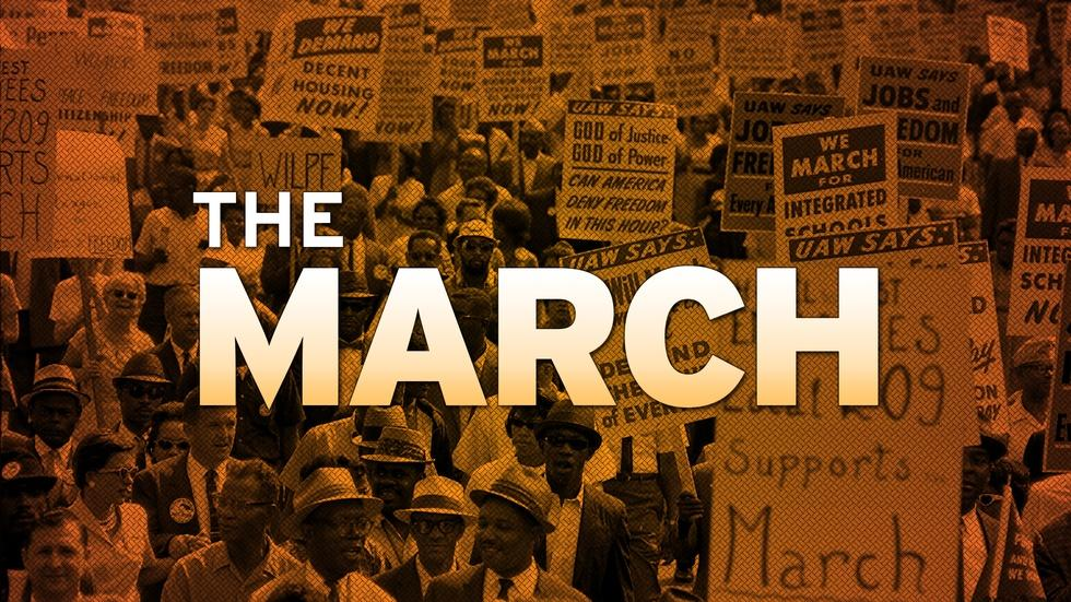 The March - Preview image