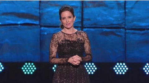 Mark Twain Prize -- Tina Fey Honors Carol Burnett