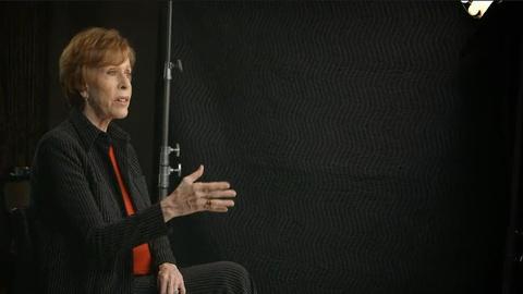 Mark Twain Prize -- Working with Carol Burnett