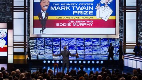 Mark Twain Prize -- S2015: Eddie Murphy: The Mark Twain Prize — Clip
