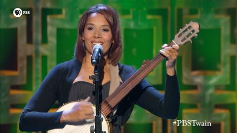 Mark Twain Prize -- Rhiannon Giddens | Bill Murray: The Mark Twain Prize