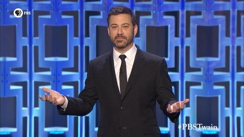 Mark Twain Prize -- S2016 Ep1: Jimmy Kimmel Performs | Bill Murray: The Mark Twa