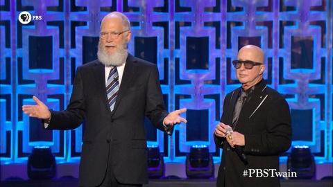 Mark Twain Prize -- David Letterman Performs | Bill Murray: The Mark Twain Prize