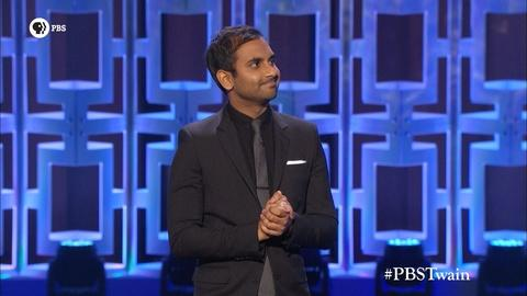 Mark Twain Prize -- S2016 Ep1: Aziz Ansari Performs | Bill Murray: The Mark Twai