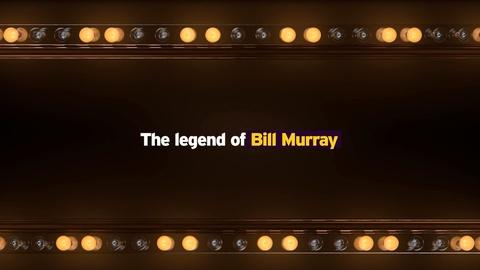 Mark Twain Prize -- The Legend of Bill Murray