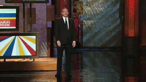 Mark Twain Prize -- S2011 Ep1: Will Ferrell Plays President George W. Bush in a