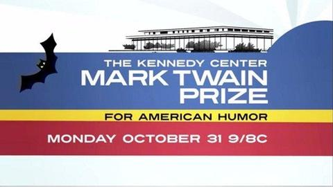 Mark Twain Prize -- Mark Twain Prize: Will Ferrell Promo