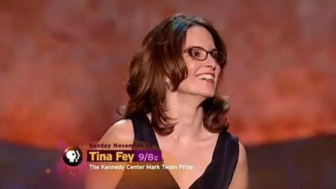 S2010 E1: Mark Twain Prize: Tina Fey Preview