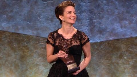 Mark Twain Prize -- S2010 Ep1: Tina Fey's Acceptance Speech