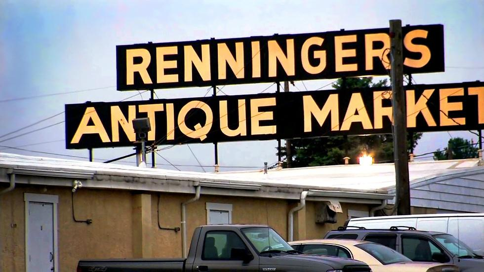 Antiquing in Adamstown, PA image