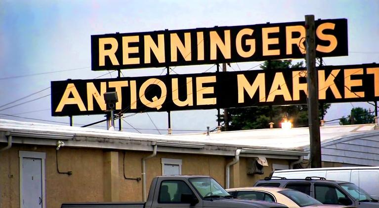 Market Warriors: Antiquing in Adamstown, PA