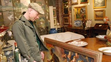 Antiquing in New York, NY - Preview