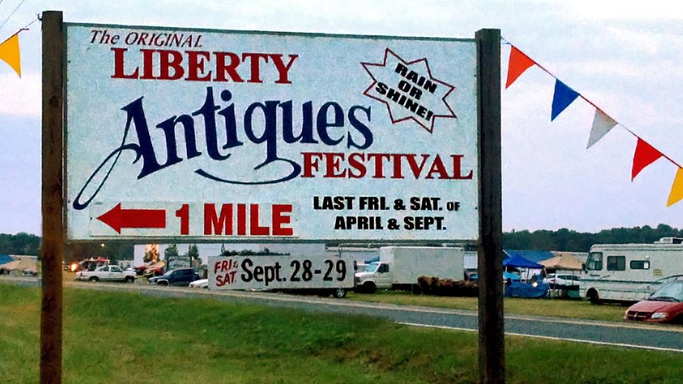 Antiquing in Liberty, NC image