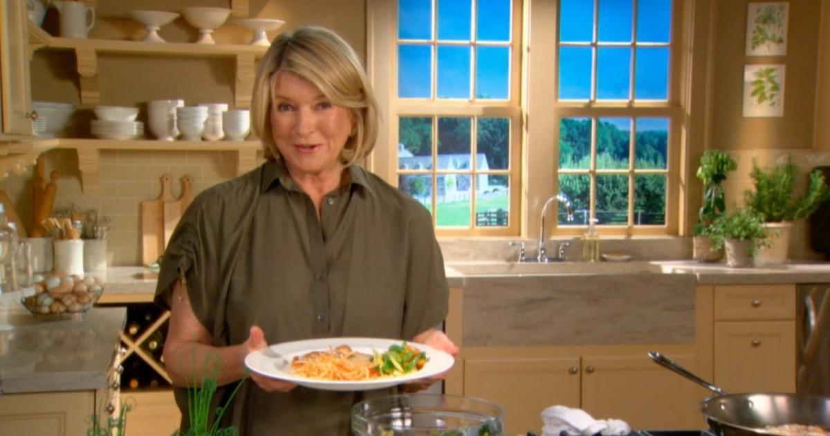 Martha Stewart S Cooking School Season 3 Sizzle Martha