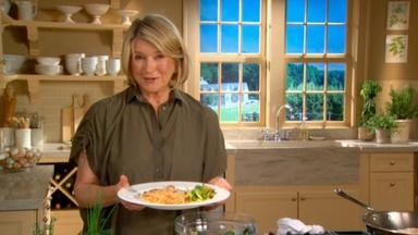 Martha Stewart's Cooking School Season 3 Sizzle
