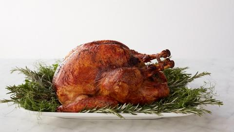 Martha Stewart's Cooking School -- Turkey