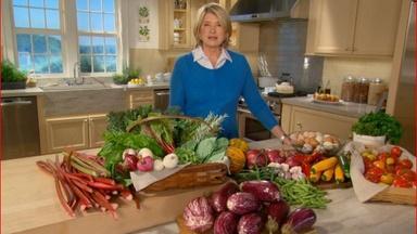 Martha Stewart's Cooking School Season 4 Preview