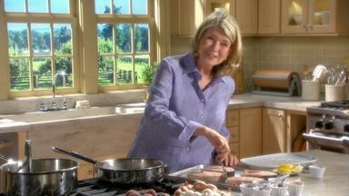 Martha Stewart Talks About Her New PBS Show