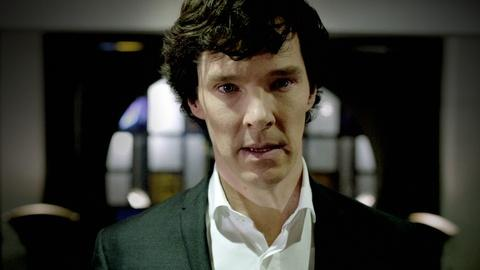 Sherlock -- Premieres Jan., 2014