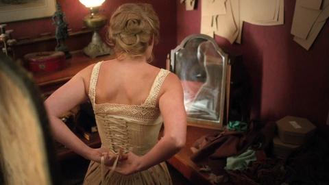 The Cast on the Power of Corsets