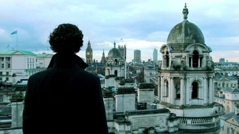 Sherlock -- Sherlock Lives Preview