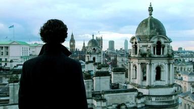 Sherlock Lives Preview