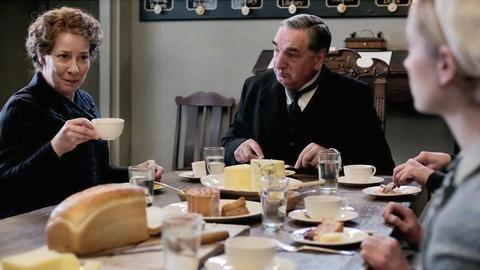 Downton Abbey -- Dining Downstairs