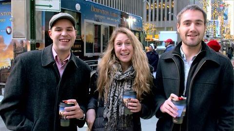 Downton Abbey - Masterpiece -- S4: Downton Takes on New York