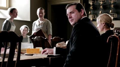 Downton Abbey - Masterpiece -- S4 Ep1: Scene