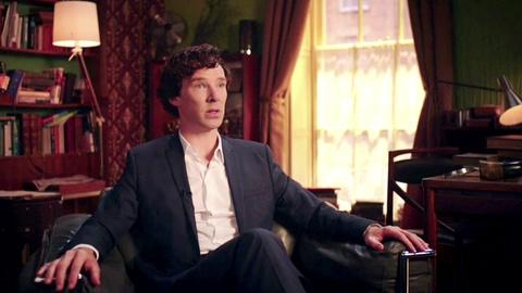 Sherlock - Masterpiece -- S3: Behind the Scenes