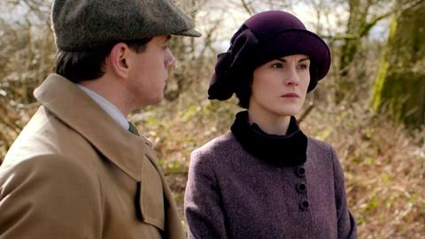 Downton Abbey - Masterpiece -- S4 Ep1: The Cast and Creators on Episode 1