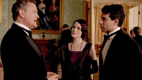Downton Abbey - Masterpiece -- S4 Ep3: Scene