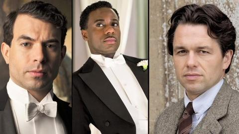 Downton Abbey - Masterpiece -- S4: Who Are the Hunks?