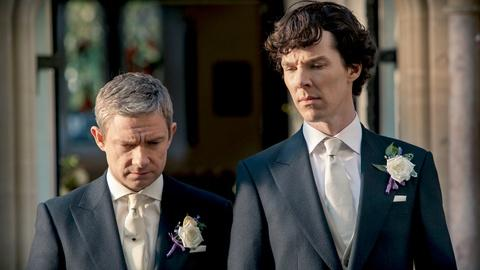 Sherlock - Masterpiece -- S3 Ep2: Preview