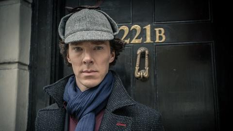 Sherlock - Masterpiece -- S3: Mini Episode: Many Happy Returns