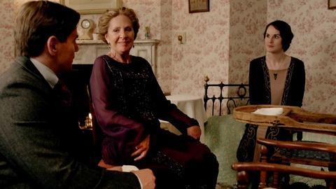 Downton Abbey - Masterpiece -- S4 Ep5: Scene