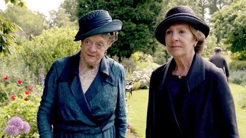 Downton Abbey - Masterpiece -- S4 Ep4: Exec. Producer on Episode 4