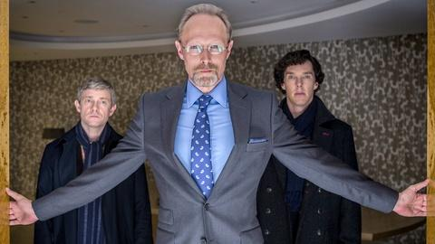 Sherlock - Masterpiece -- S3 Ep3: Preview