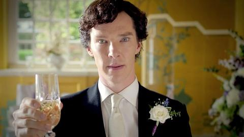 Sherlock - Masterpiece -- S3: A New Role for Sherlock