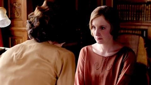 Downton Abbey - Masterpiece -- S4 Ep6: Scene