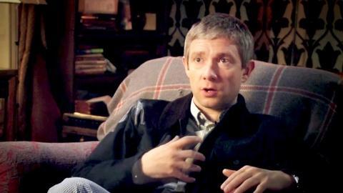 Sherlock -- Sherlock & John's Chemistry