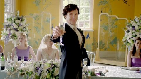 Sherlock - Masterpiece -- S3 Ep2: The Cast and Creators on Episode 2