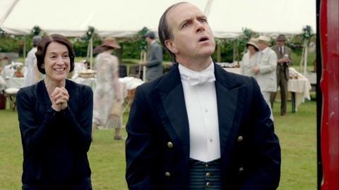 Downton Abbey - Masterpiece -- S4 Ep7: Scene